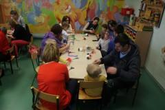 Warsztaty Wielkanocne grupa maluchów 18 marca